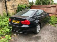 BMW e90 2009 318i Petrol 67k miles service history 2 keys damaged repairable salvage spare or repair
