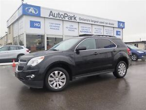 2012 Chevrolet Equinox LT| Cruise Control| Only 50534 Kms
