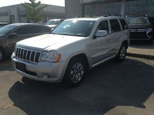 2010 Jeep Grand Cherokee SRT8 4D Utility 4WD