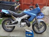 YAMAHA TDR 125 2 STROKE COLLECTABLE PROJECT RARE LEARNER LEGAL