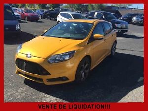 2013 Ford Focus 5-dr ST