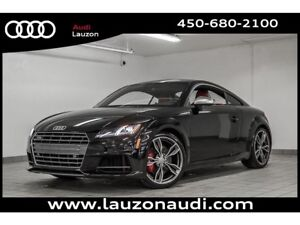 2016 Audi TTS 2.0T COUPE B&O COMFORT PACK NAV RED CALIPERS