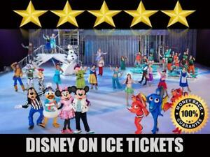 Discounted Disney On Ice Tickets | Last Minute Delivery Guaranteed!
