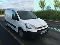 2012 CITREON BELINGO 625 LX HDI LOW MILES NO VAT TO PAY