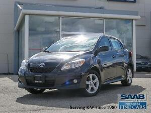 2013 Toyota Matrix ACCIDENT FREE ONE OWNER TOURING ALLOYS Blueto