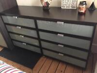 ikea 8 chest of drawers