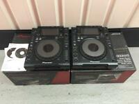 PIONEER CDJ 900 NEXUS & FLIGHT CASES DJM DDJ XDJ