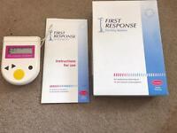 First response fertility monitor