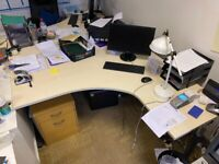Office Clearance - Desks, Chairs, Filing Cabinets, Swivel Chairs, Shelving Units - BARGAINS 2 B HAD!