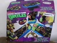 Teenage mutant ninja turtles inflatable ready bed