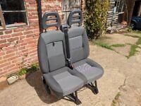 Peugeot Boxer Twin Passenger Seat