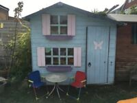 Fab Wooden Wendy Play House