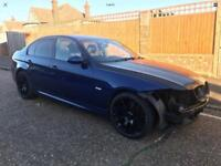 2006 BMW 3 SERIES E90 320I M SPORT AUTO LE MANS BLUE 335 LCI CONVERSION SPARES OR REPAIR