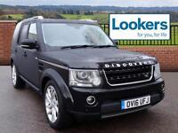 Land Rover Discovery SDV6 LANDMARK (black) 2016-05-06