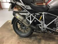 Bmw R1200GS LC Leo Vince Exhaust