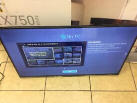"Ex-Display Samsung 40"" 3D smart LED Tv wi-fi Warranty"
