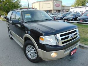 2010 Ford Expedition EDDIE BAUER LEATHER SUNROOF 7PSGR