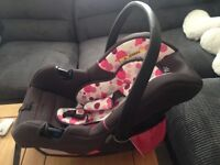 Brand new Baby Weavers Smart Car Seat