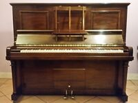 Rebuilt Steinway & Sons | Superb Condition | Free UK Delivery