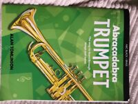 Trumpet music books for approx grade 2.