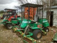 Ransomme 300 fairway units