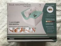 Elle Macpherson - The Body - Sensilight Hair Removal - Brand new in original box - Never used