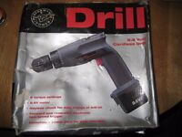 Cordless Drill - Performance Power - Basic