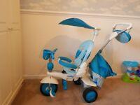 Smart Trike (blue)