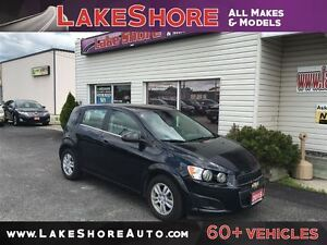 2015 Chevrolet Sonic CLEAN CAR PROOF GREAT BUY