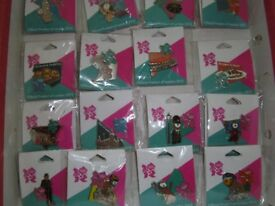 2012 olympic badges,