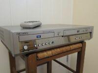 SAMSUNG SV-DVD545 DVD/VCR DUAL DECK,