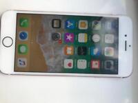 Iphone 6s Rose Gold 16gb 8/10