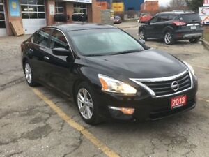 2013 Nissan Altima 2.5 SV/One Owner/Navi/Backup Camera/No Accide