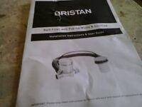 BATH FILLER WITH POP-UP WASTE & OVERFLOW BY BRISTAN