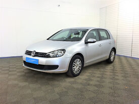 Bad Credit Car Finance Available with this Volkswagen GOLF S TSI