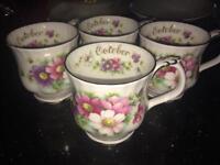 Royal Doulton Cups