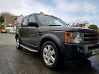 LANDROVER DISCOVERY 2006 HSE BLACK LEATHER INTERIOR. Service history and receipts. HEATED SEATS