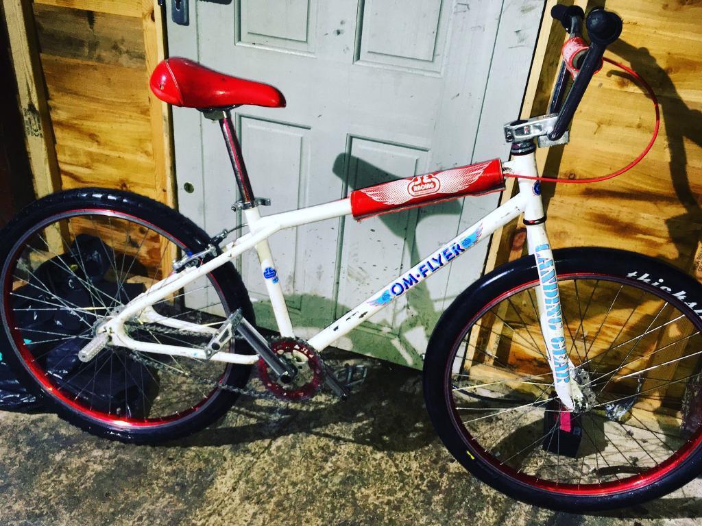 Se Bikes Racing Om Flyer Not Wheelie Big Ripper Quadangle Mtb Bmx
