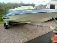 Speed boat suzuki 85