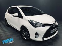 Toyota Yaris 1.3 VVT-I Icon 5dr 2014(64) - 12 Months MOT
