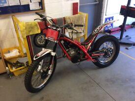 Gas Gas 2012, 300cc trials bike