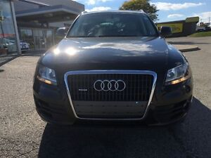 2011 Audi Q5 2.0 LT PREMIUM PLUS HEATED LEATHER FOG LIGHTS AWD Kitchener / Waterloo Kitchener Area image 9