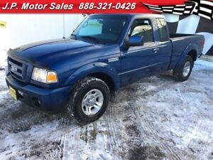 2010 Ford Ranger Sport, Extended Cab, Automatic, Alloy's