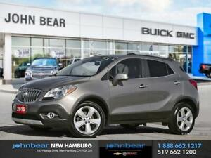 2015 Buick Encore CONVENIENCE - ONE OWNER OFF LEASE