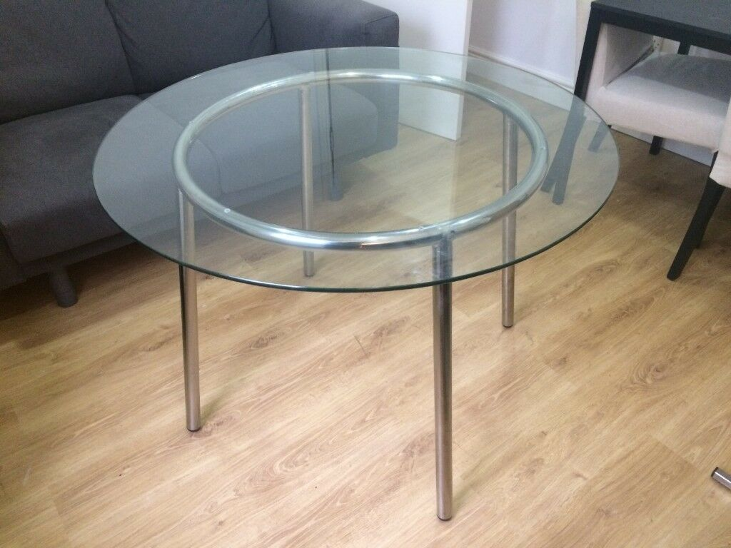 the best attitude 002a7 27960 Ikea SALMI Table - RRP £90, selling for £40. | in Glasgow City Centre,  Glasgow | Gumtree
