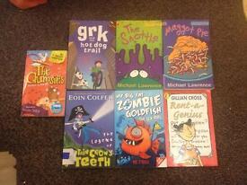 Bundle of 7 children's books