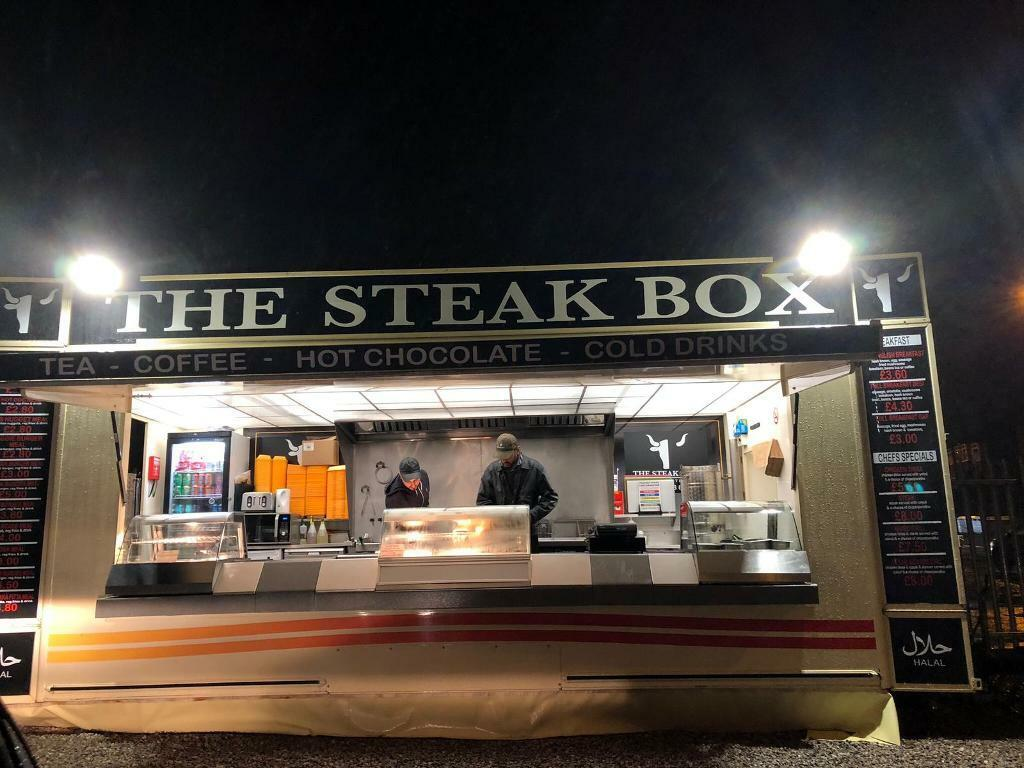 The Steak Box In Farnworth Manchester Gumtree