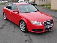 Audi a4 2.0 tdi sline