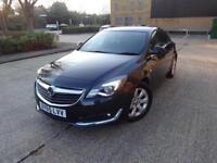 Vauxhall Insignia SRi Nav CDTi 5dr (black) 2015