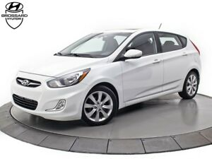 2012 Hyundai Accent GLS AUTO TOIT OUVRANT MAGS BLUETOOTH